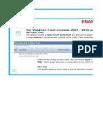 Gantt Chart Excel 2