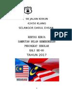 Kertas Kerja Kt-merdeka 2017 Baru