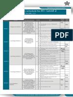 Apprentice's Schedule A1.2