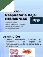 Infección Respiratoria Baja