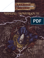 3.5 Manual de Monstruos IV