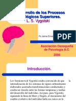 Vygotski Desarrollo de Los Procesos Psicologicos Superiores