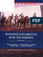 Rapoarte Diplomatice Ruse (1888-1898) - 2014