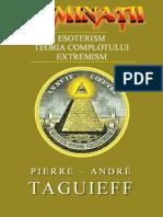 Taguieff, Pierre Andre - Iluminatii v. 1.0.docx