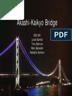 Akashi KaikyoBridge