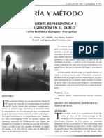 Carlos Rodríguez - La Muerte Representada