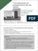 1 Introduccion Al Proc. de Cereales