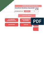plantilla IPER