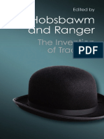 Hobsbawm and Ranger - The Invention of Tradition