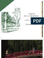 Album de La Memoria de Los Ángeles