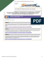 Ejemplos - Cálculo Qs (Carga de Fuego), En Función a Los Materiales