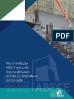 Recomendação ABECE 001:2015