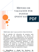 Método de Valuación Por Puntos