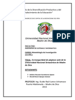 Metodologia Presentar Proyecto