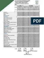 cronograma de actividades enfemeria