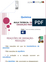 Reacções Redox e Electroquímica.ppt