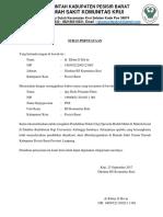 Surat Rekom Direktur RS