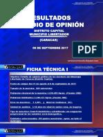 Presentación - Encuesta Varianza Septiembre 2017
