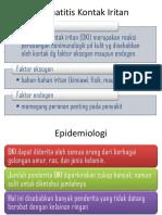 266217207 Tutorial Dermatitis Kontak Iritan Ppt