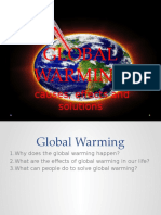 GLOBAL WARMING Presentation Slide.pptx