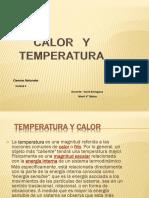 6to basico - Unidad 4 - CALOR_Y_TEMPERATURA.ppt