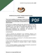 ACUERDO 3 SISTEMA DE EVALUACION Y PROMOCION INSTITUCIONAL.docx