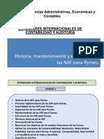 Presentación Del Módulo Estandares Intenacionales Unidad 1 y 2 ES