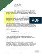 Generator Sizing Worksheet