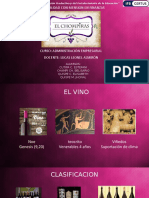 Vino Chompiras