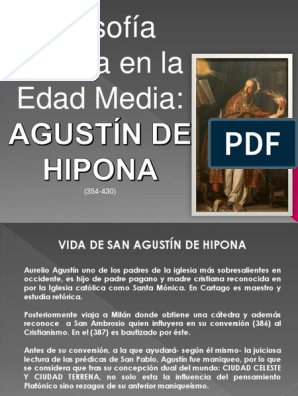 Agustín De Hipona Agustín De Hipona Justicia