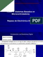 Presentación Tema 1. Parte 1. Electrónica Digital 2_2017