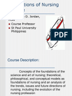 Course Outline FNP