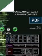 3.6. Protokol Pengalamatan Jaringan