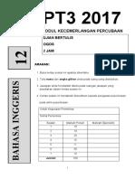 Pahang PT3 Trial