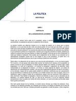 01-Aristoteles - La Politica, Capítulo III