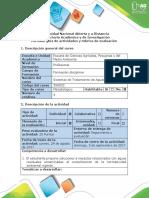 Guía de Actividades y Rúbrica de Evaluación - Fase I - Exploratoria (1)
