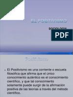 Filoyeticaprof Elpositivismoysociologia 100424132935 Phpapp02