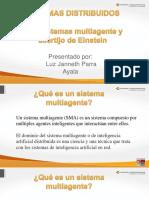 AA4 SISTEMAS MULTIAGENTES
