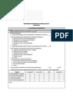 Format Instrumen Pendapingan