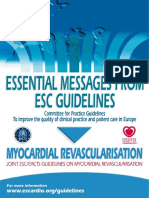 Essential Messages Myocardial Revasc