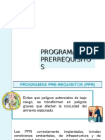 SEMANA  13  Programas  Prerrequisitos.ppt