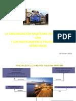 La Organización Marítima Internacional y Su Cumplimiento en El Perú