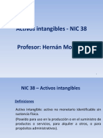 Activos Intangibles - NIC 38