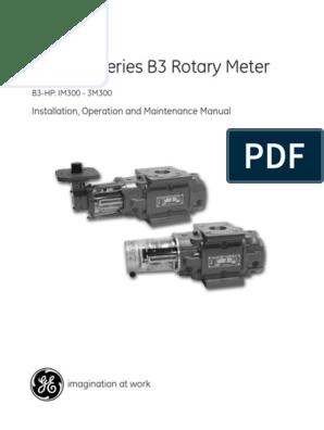 MP 3M175 MANUAL ROOT METER pdf   Electrical Wiring   Pressure