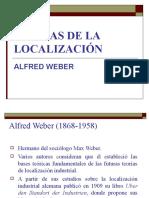 teorasdelocalizacin-alfredweber-110921183357-phpapp01.ppt