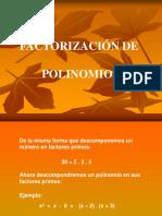 Factorizacion Polinomios 131031152758 Phpapp02