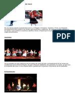 Bailes de La Zona Norte de Chile