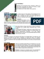 25 Idiomas de Guatemala Con Imagen