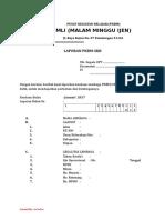 Laporan Bulanan PKBM
