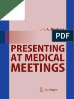 PRESENTACIONES MEDICAS